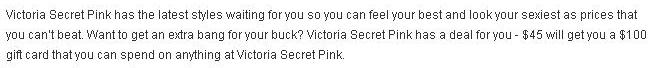 deal55 - partner - victoria secret