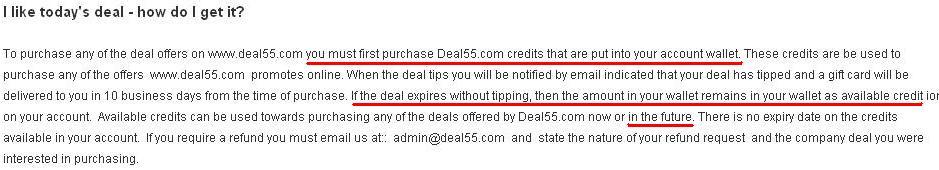 deal55-wallet