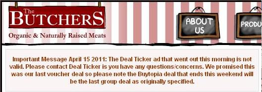 butchers-dealticker-not-valid