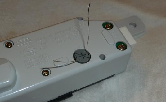 Infiniti Clock Bulb Insert 1