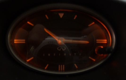 Infiniti Clock Bulb Working
